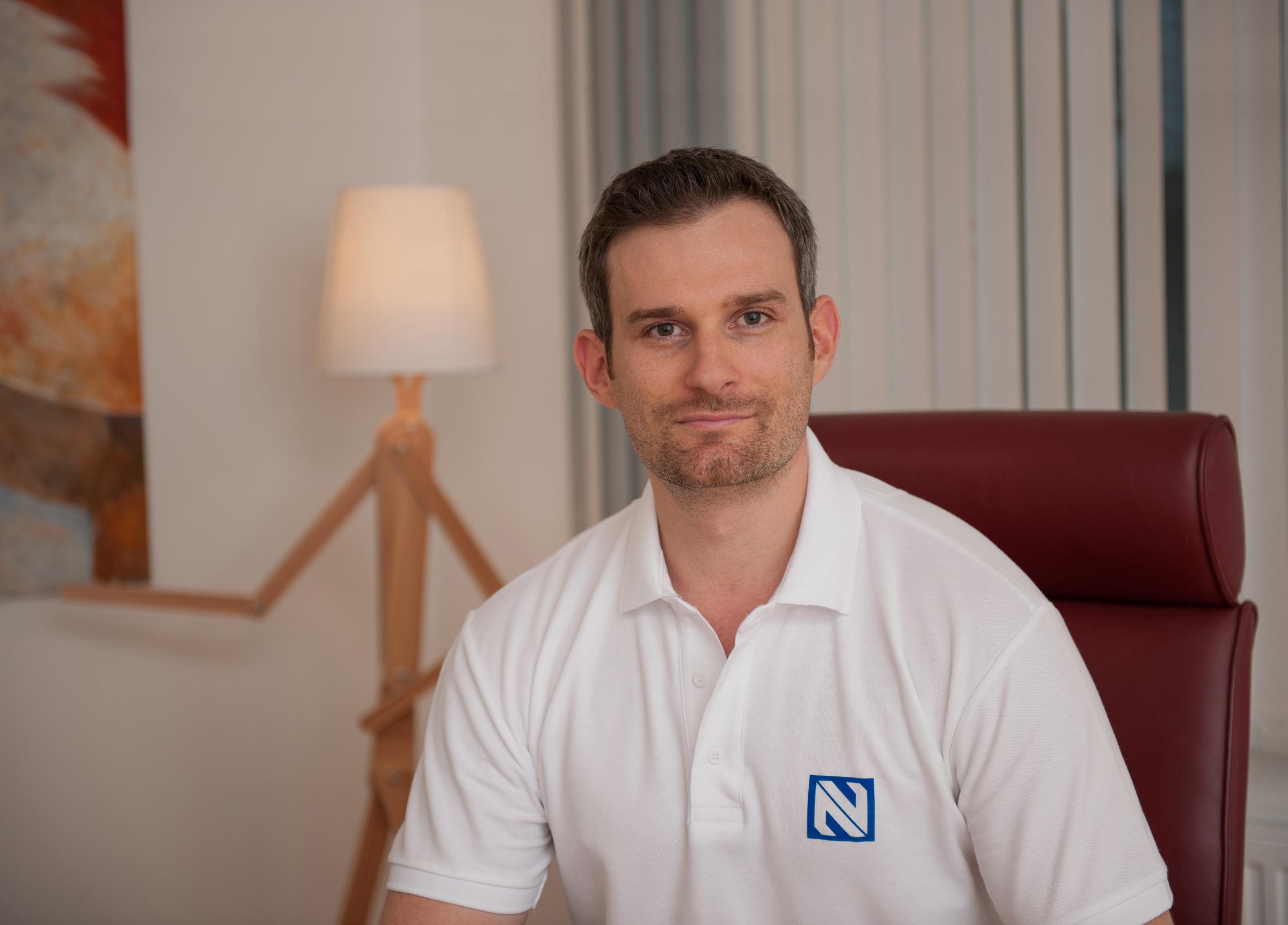 Dr. Lukas Leopold Negrin, MSc MSc PhD